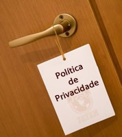Porta Aviso Privacidade
